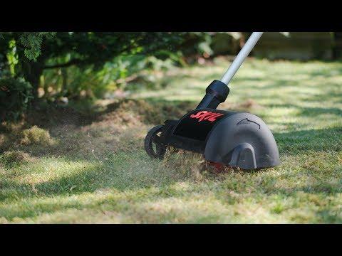 Skil 0701: Compacte elektrische ontmosser voor effectieve verwijdering van mos