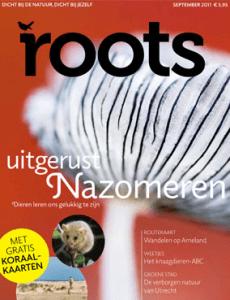 Nieuw natuurblad 39 roots 39 lanceert met twijfelachtig for Sanoma uitgevers