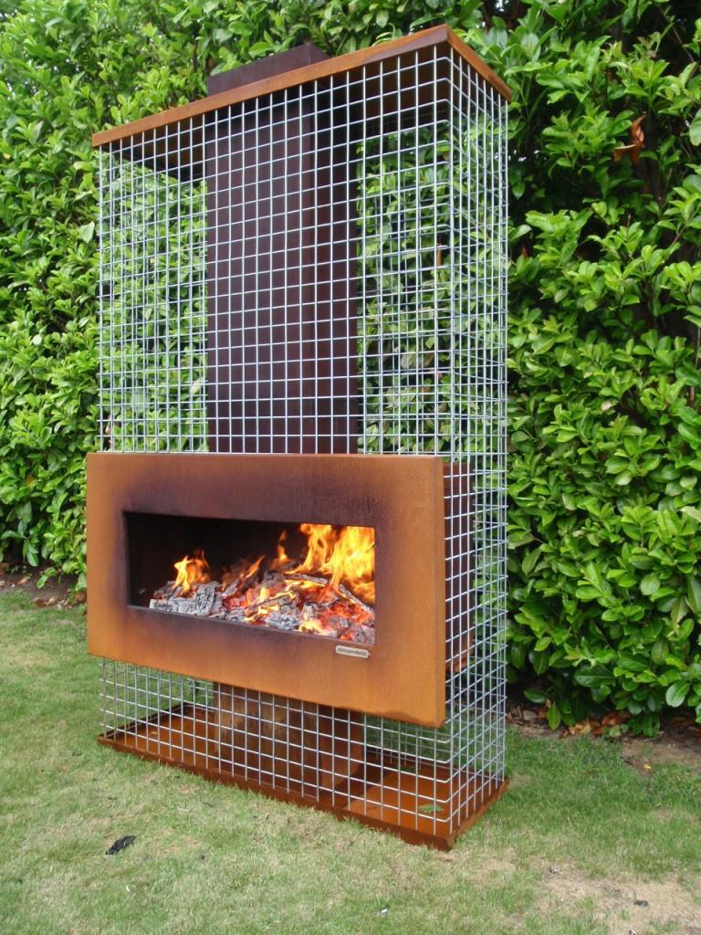 Tuinhaard terrashaard of vuurkorf wat is er te koop for Exterior garden design ideas
