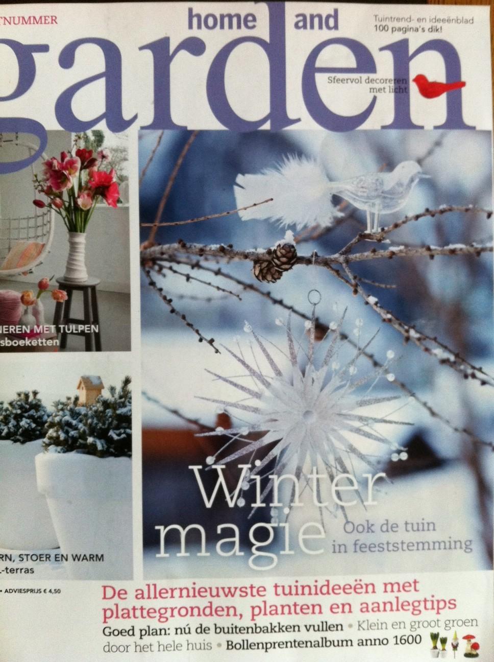 Tijdschrift tuin en balkon - Tuin ontwerp tijdschrift ...