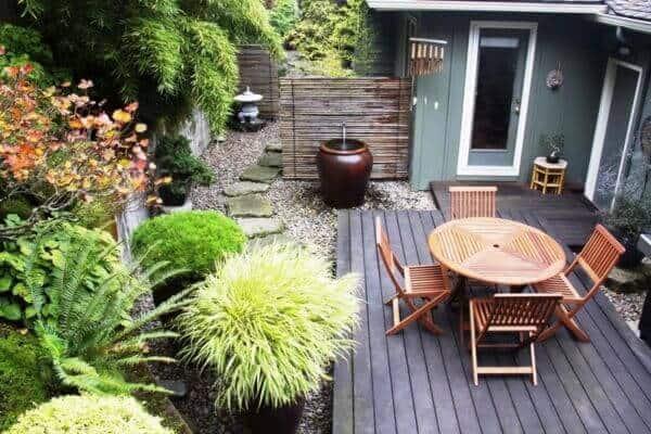 Handige tips voor een kleine tuin geveltuin of stadstuintje tuin