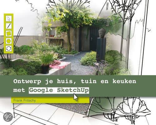 Je eigen 3d tuinontwerp met sketchup deel 4 tuin en balkon for 3d tuin ontwerpen
