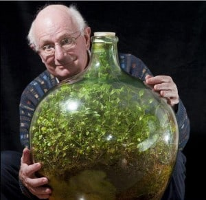 Ecosysteem in een fles