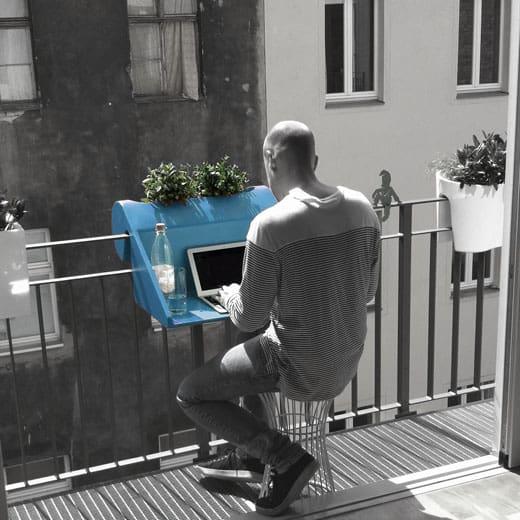 tips voor leuke tuinmeubelen voor op een klein balkon tuin en balkon. Black Bedroom Furniture Sets. Home Design Ideas