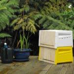 Vijf keer een design bijenkorf voor in de stad