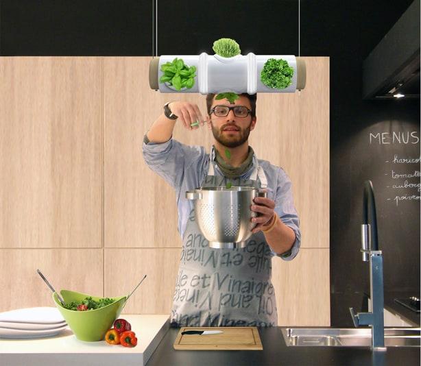 Keukenlamp Design : Het is allemaal nog in conceptfase, maar wel goed over nagedacht en