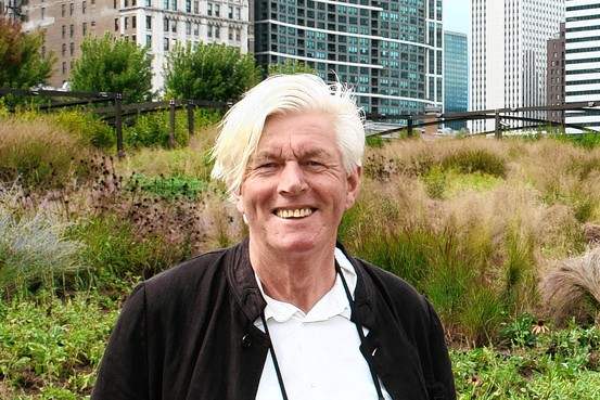 Piet oudolf urban garden goeroe van eigen bodem tuin en for Piet oudolf pflanzplan