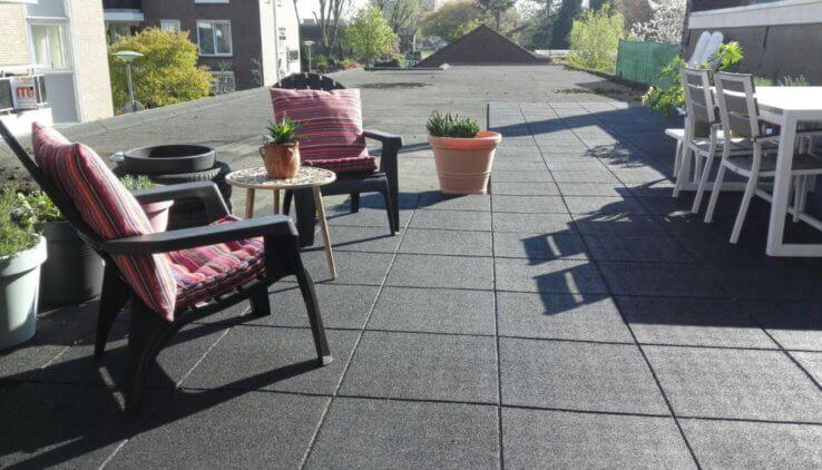 De beste nieuwe vloer voor je dakterras tuin en balkon