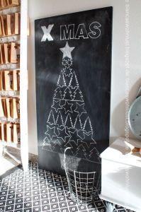 kerstboom-op-krijtbord