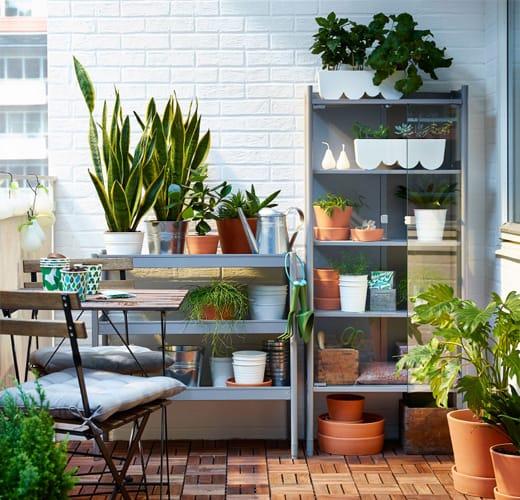 Nieuwe ikea tuin en balkon collectie gericht op kweken for Balkon ikea