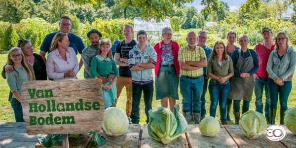 Van hollandse bodem kweken en koken tuin en balkon for Tuin programma tv