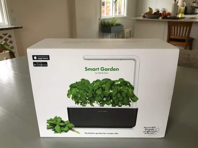 click and grow kruidentuin review tuin en balkon. Black Bedroom Furniture Sets. Home Design Ideas